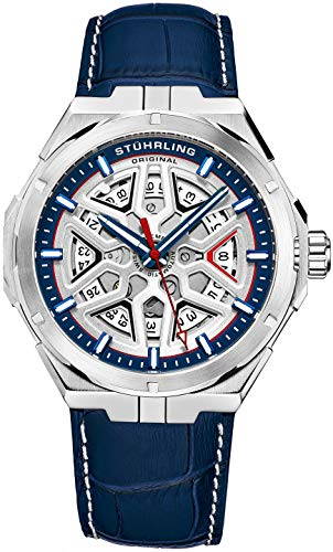 Stuhrling Original Mens Swiss Automatic Watch