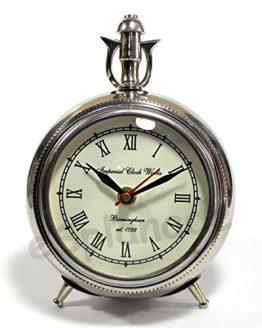 Metal Vintage Clock European Style