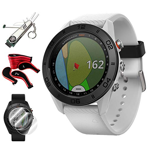 Garmin Approach S60 Golf Watch White