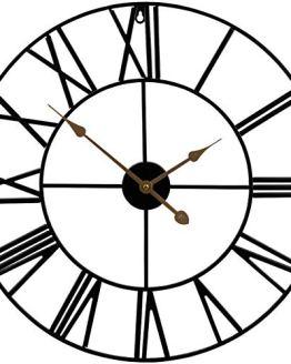 Large Decorative Wall Clock Round Oversized Centurian