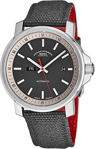 Muhle Glashutte 29er Tag/Datum Mens Automatic Watch