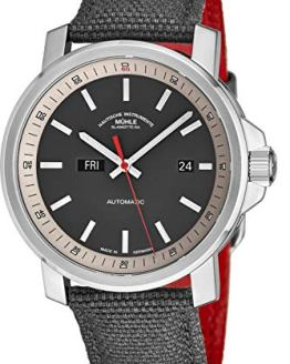 Muhle Glashutte 29er Tag/Datum Mens Automatic Watch