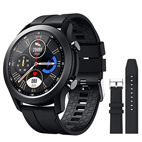 Fitness Tracker with Heart Rate Monitor Smart Watch