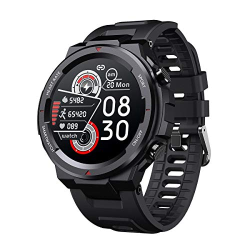 Smart Watch for Android and iOS Phones, Tough Body