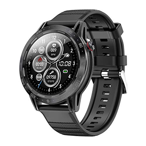 Smart Watch COLMI Waterproof Fitness Tracker with Heart Rate Blood Pressure