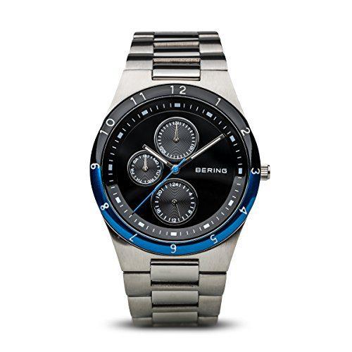BERING Time | Men's Slim Watch 32339-702 | 39MM Case