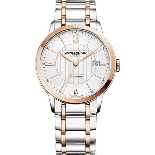 Baume & Mercier Classima Mens Automatic Watch
