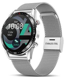 Heart Rate Sleep Monitor Blood Pressure Smartwatch Tracker