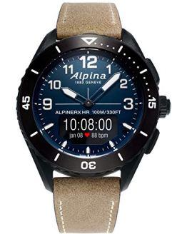 Alpina Men's ALPINER X Stainless Steel Swiss Quartz Sport Watch