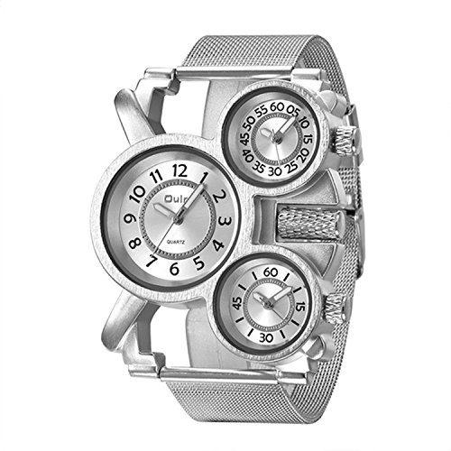 Military Watch Quartz Analog Wrist Watch