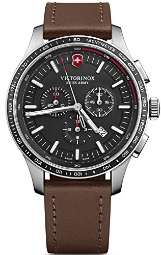 Victorinox Alliance Sport Stainless Steel Swiss-Quartz Watch