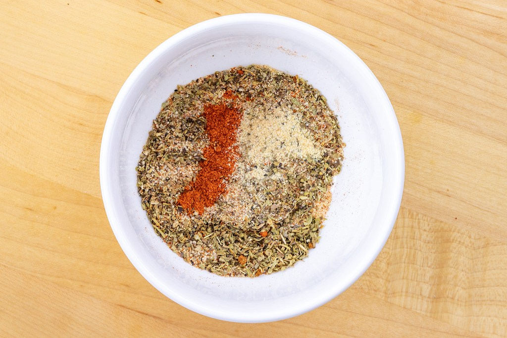 Keto Buffalo Chicken Wings - Making the Spice Mix or Dry Rub