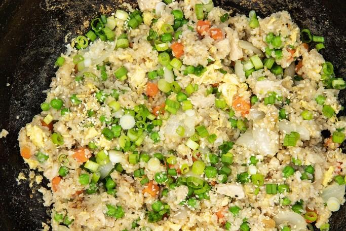 Benihana Fied Rice