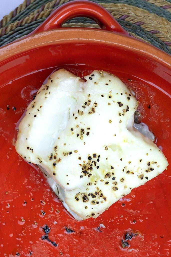 Delicious Chilean Sea Bass