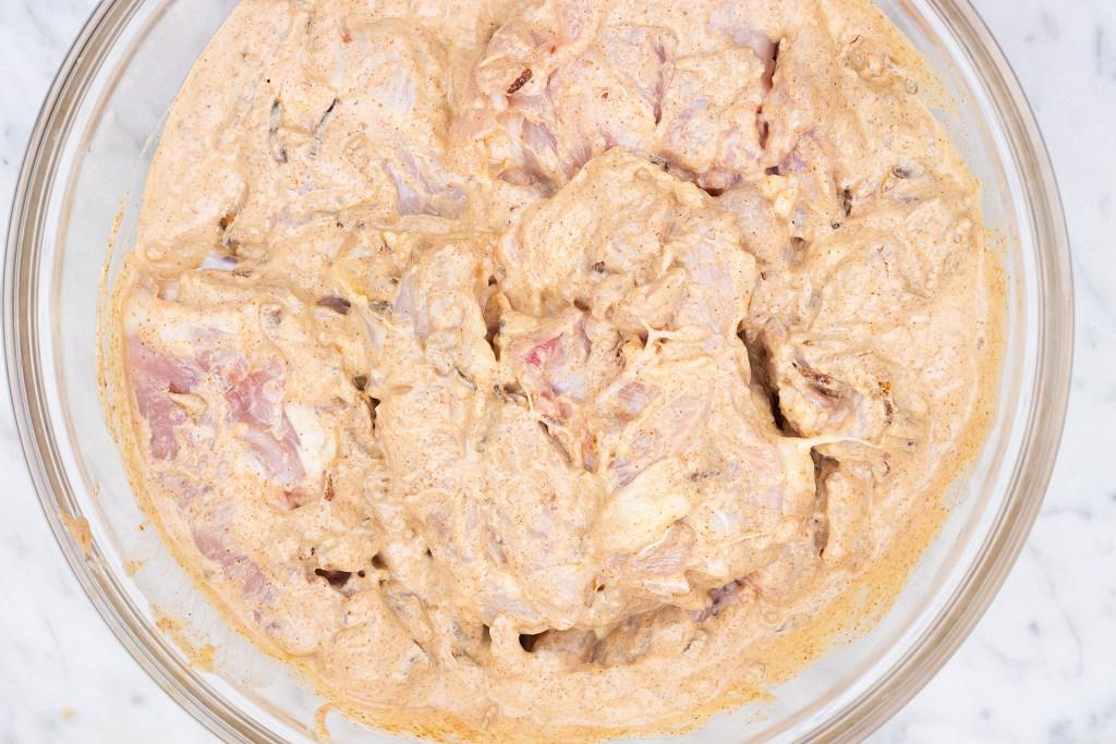 Marinated Biryani Chicken