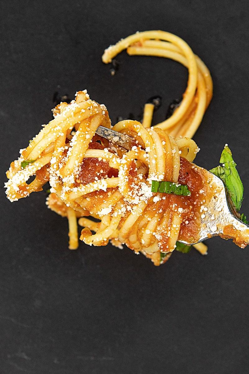 Perfect spaghetti