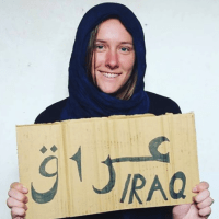 "'Girls LOVE Travel' Member Plans On Hitchhiking Alone In Iraq To Prove ""There Is Love And Warmth Everywhere In The World"""