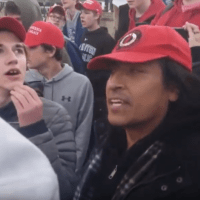 EXCLUSIVE: New Videos Emerge Showing What Really Happened Before, During And After The Confrontation Between A MAGA Hat-Wearing Student And Native American Drummer