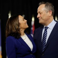 Kamala Harris's Husband, Douglas Emhoff, May Have Connections To Smartmatic & Dominion Voting Systems...