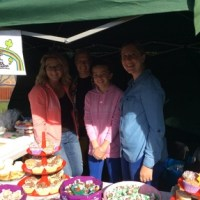 Celebrations and Sunshine at Chase Park Fayre
