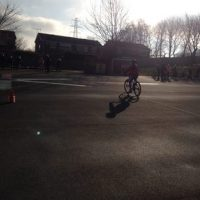 Bike ability with Year 5