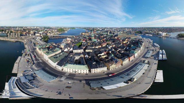 virtual tour of city