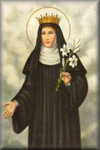 Saint Patricia of Naples