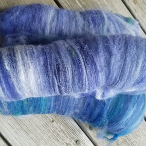 BFL Batts – Hand-dyed and Natural
