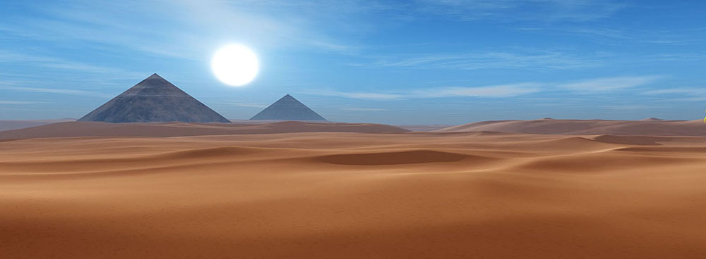 Clovistia Ancient Pyramids