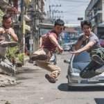 【映画】『トリプル・スレット』を観た!!俺達が待ってた最高の映画だ!!
