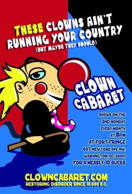 Clown Cabaret DC