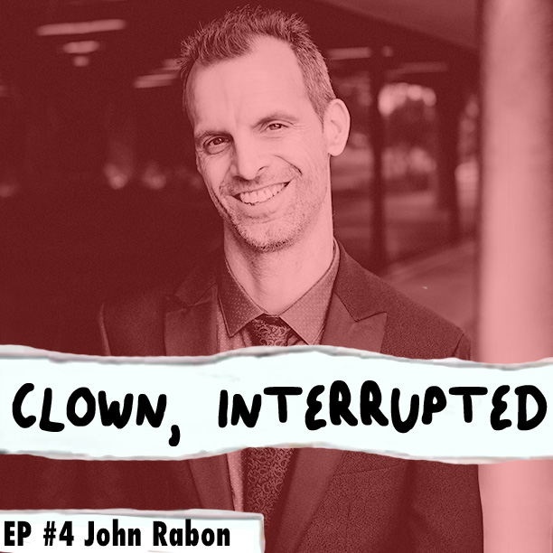 John Rabon talks about being a comedian on Clown, Interrupted with KiKi Maroon