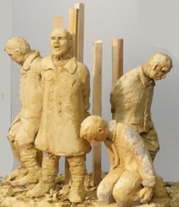 Maquette du monument
