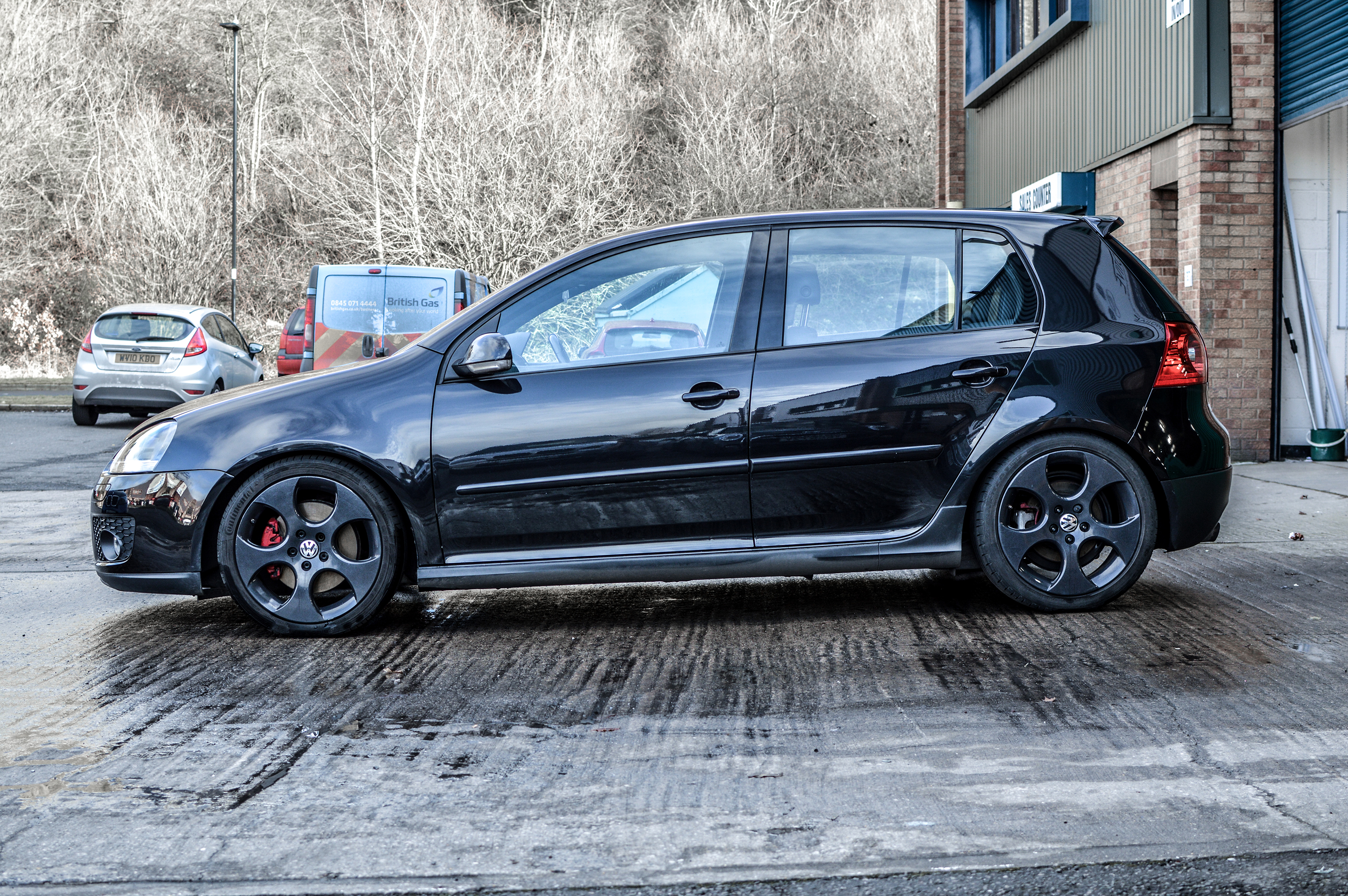 Staff Car - Volkswagen Golf MK5 GTI - CLP Tuning
