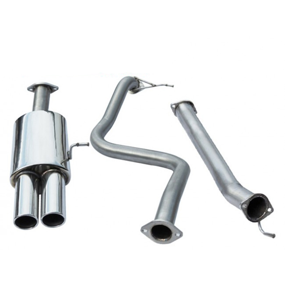 cobra cat back exhaust system ford fiesta st