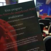 """Održana INFO sesija za edukativni program """"Otkrijte formulu uspješnosti MAK"""""""