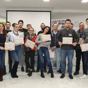 Sedmi trening za uposlenike firme Čip sistemi d.o.o.