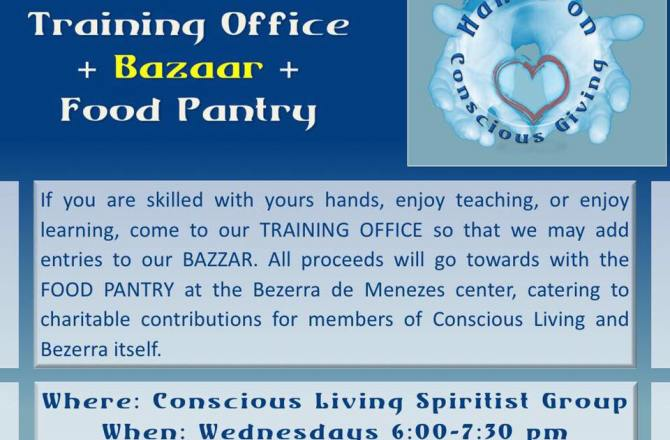 Hands-on Conscious Giving