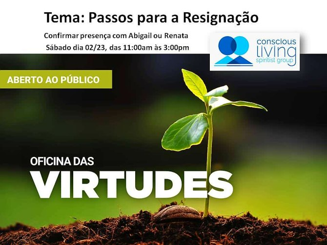 Workshop: Oficina da Virtude