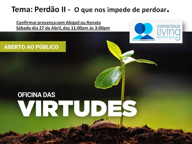 Workshop: Oficina da Virtude