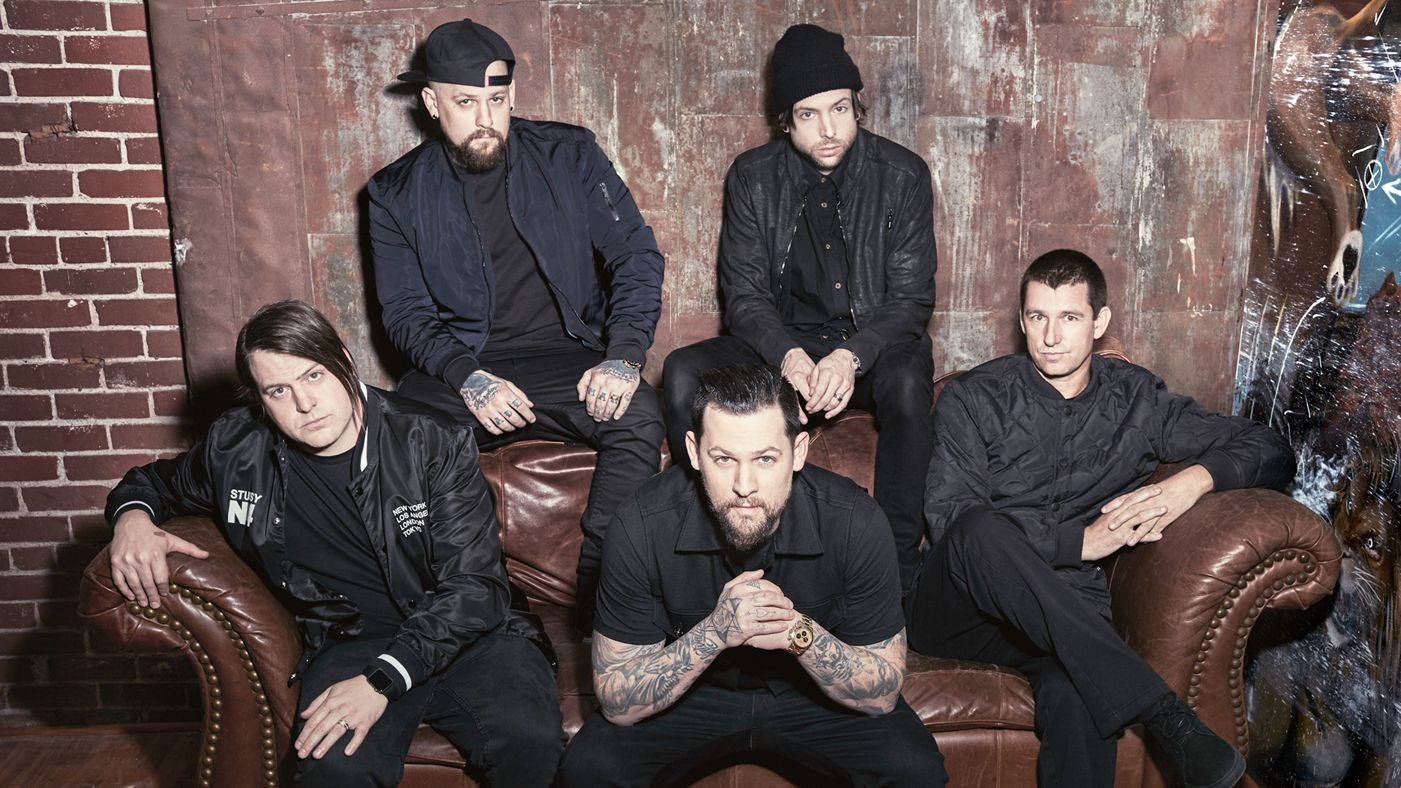 Image result for good charlotte 2016