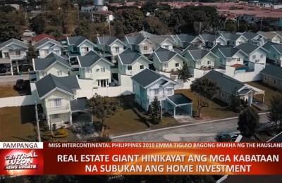 Real estate giant, hinikayat ang mga kabataan na subukan ang home investment
