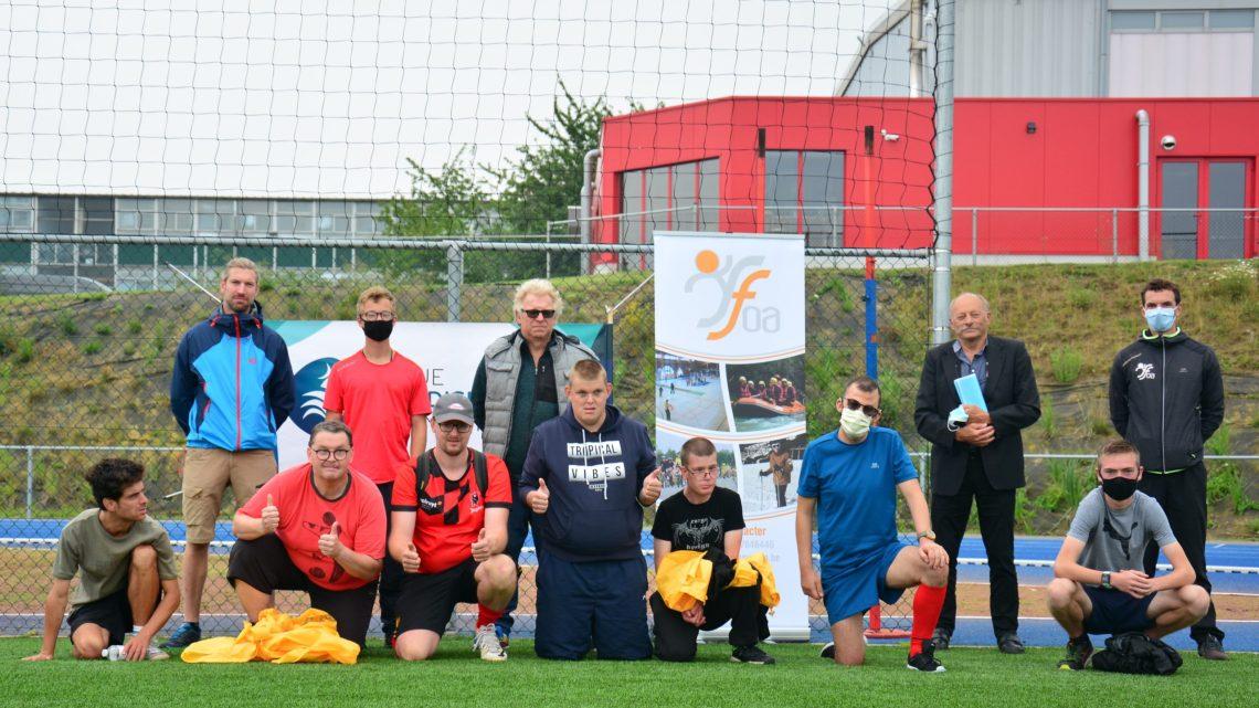 13/07/2021:Journée finale sport adapté