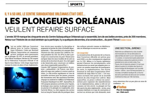 La Tribune Hebdo Orléans du 10/10/2019