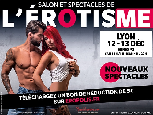salon eropolis salon de l erotisme lyon 2015 decembre