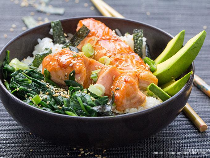 riz-saumon