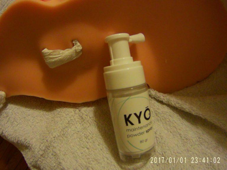 kyo powder POUR NETTOYER UNE LOVE DOLL