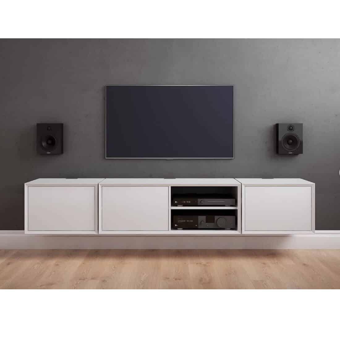 meubles hifi et home cinema clic