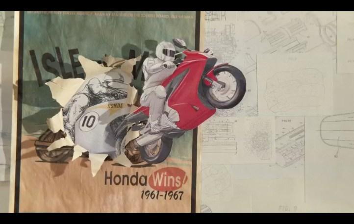 """Honda """"Paper"""" Screenshot"""