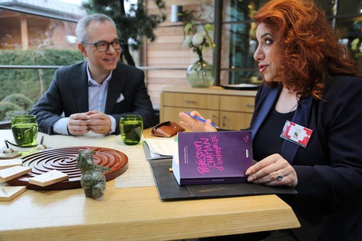 Interview David Denis Hertz – Chaman d'Entreprise